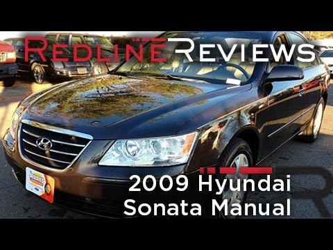 2009 hyundai sonata gls review. Black Bedroom Furniture Sets. Home Design Ideas