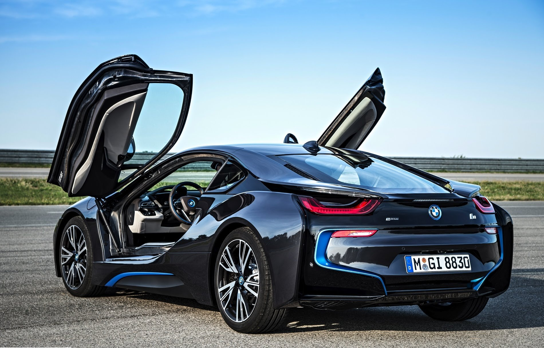 Bmw I8 2016 Top Luxury Car Brands