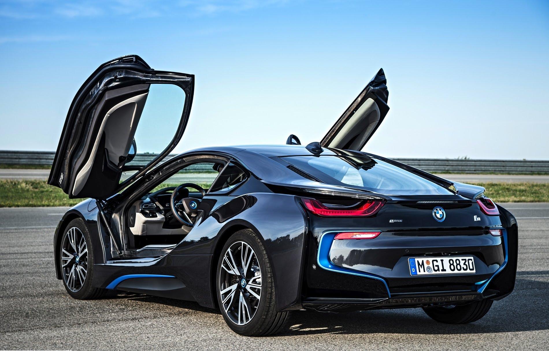 2014 bmw i8 automobile car review video