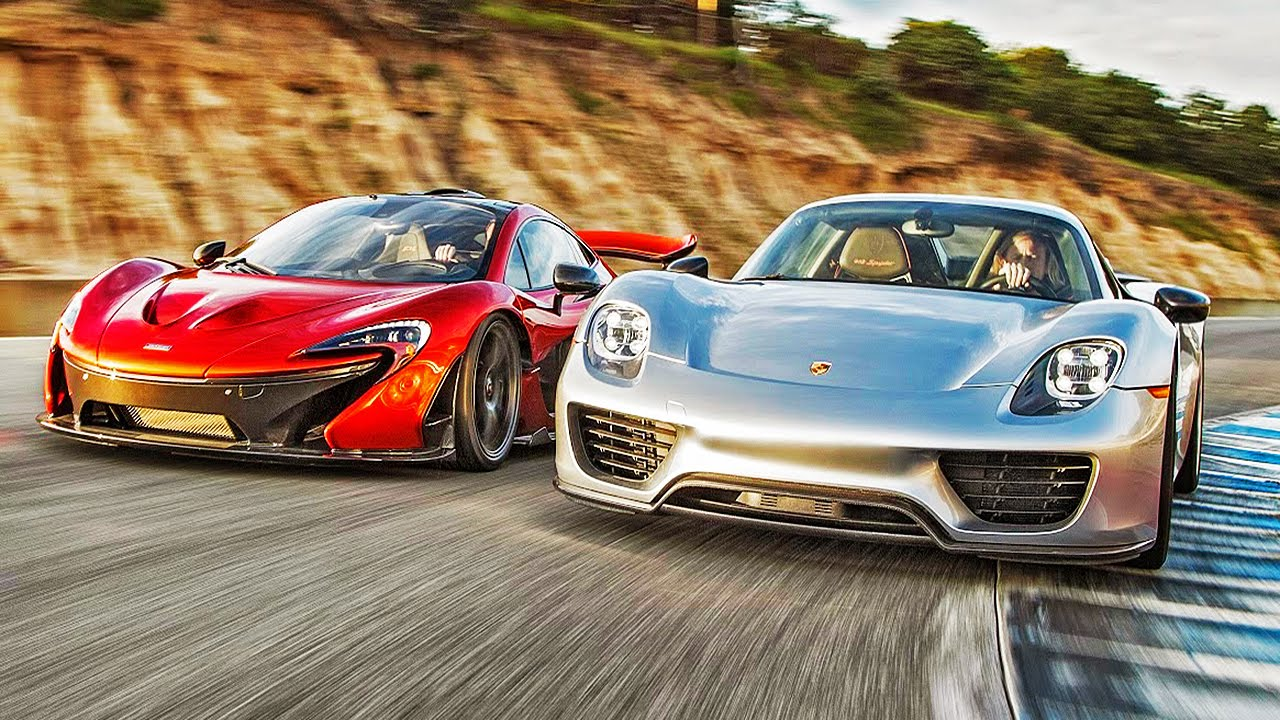 2015 mclaren p1 vs 2015 porsche 918 spyder. Black Bedroom Furniture Sets. Home Design Ideas
