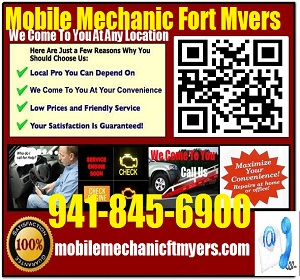mobile mechanic fort myers fl auto car repair service