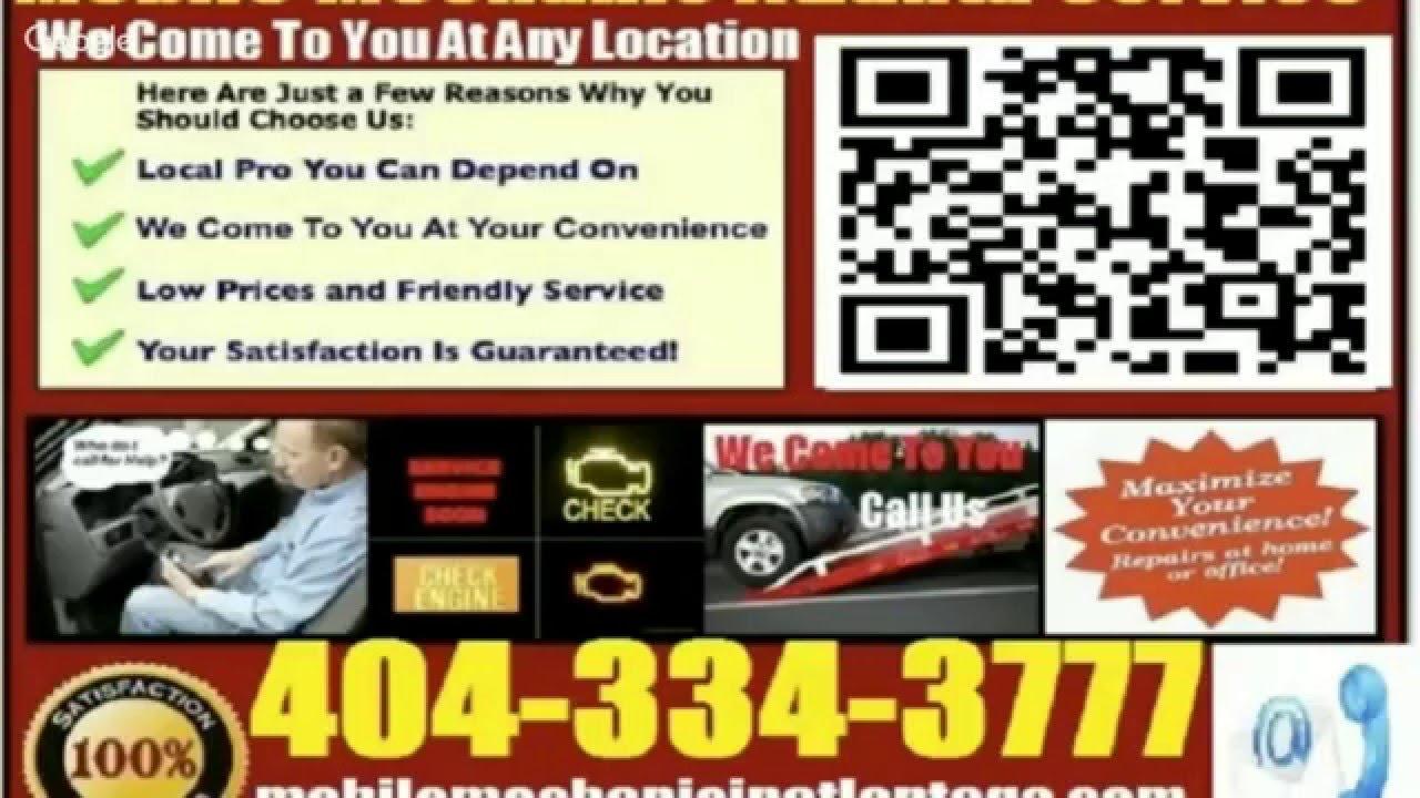 Mobile Foreign Auto Car Repair Service Savannah GA